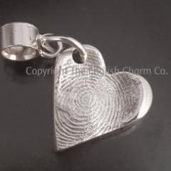 Fingerprint Keepsake Charm only