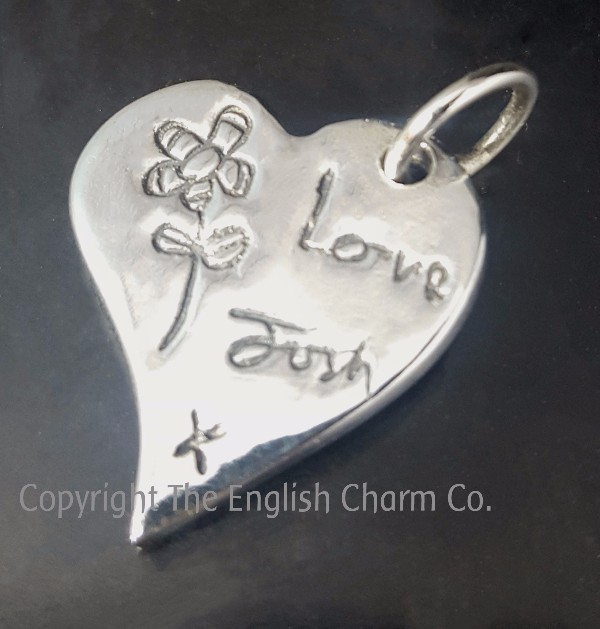 Drawing Keepsake Charm only