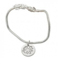 Sterling Silver Daisy