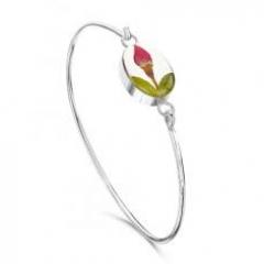 Rosebud Bangle