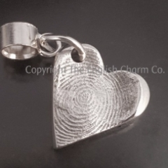 Fingerprint Keepsake Charm only
