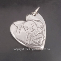 Photograph Keepsake Charm